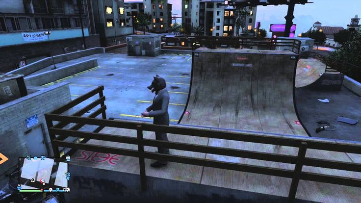 Image result for rooftop skatepark