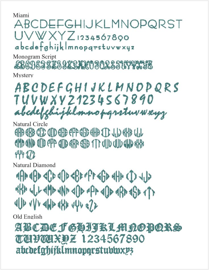 103 Best Images About Fonts On Pinterest | Fonts Applique Designs And 4x4