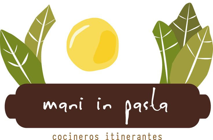 Mani in pasta Logo  by yeya