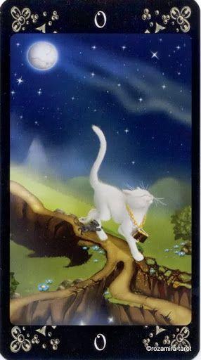 The Fool - Black Cats Tarot - rozamira tarot - Picasa Web Albums