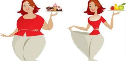 Si vous souffrez de surpoids et que vous souhaitez perdre rapidement,  il suffit d'adopter ce régime alimentaire sain  et équilibré, concocté par des nutr