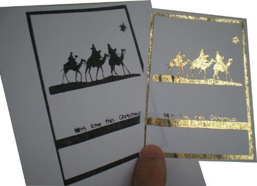 Gold und Silber Thermotransferfolie 6M - Laser-Drucker Foliendruck