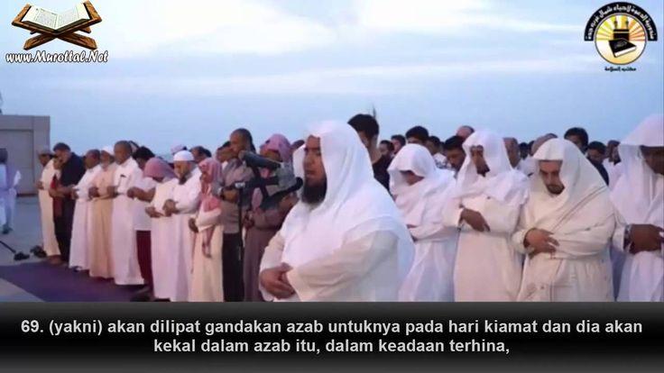 Sheikh Abdul Hafeez Qori Surah Al-Furqon Ayat 61-77 Dengan Terjemahan Bahasa Indonesia Lihat Video Murottal Lainnya www.murottal.net quran recitation really ...
