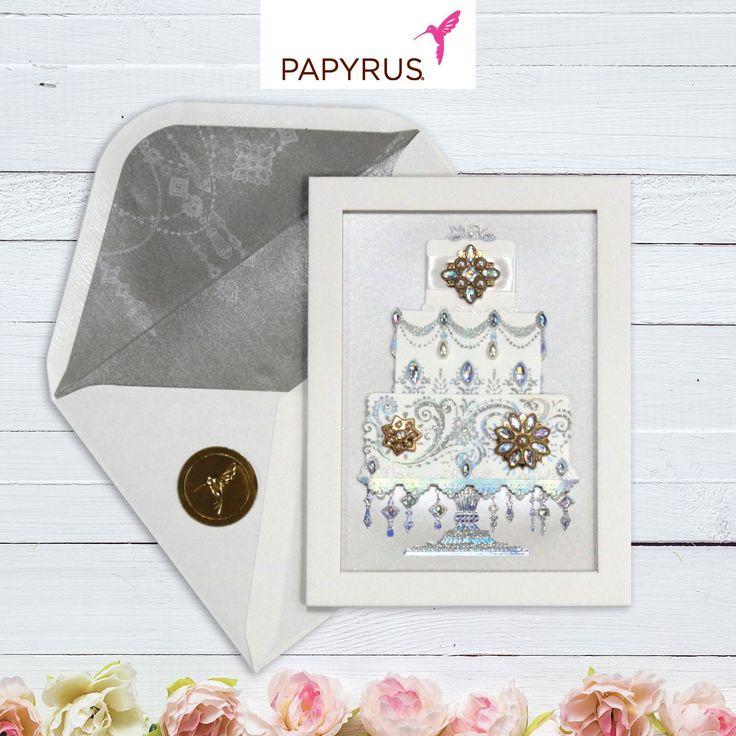 #Papyrus #flowers #love #everydetailmatters #johnsands #gems #wedding