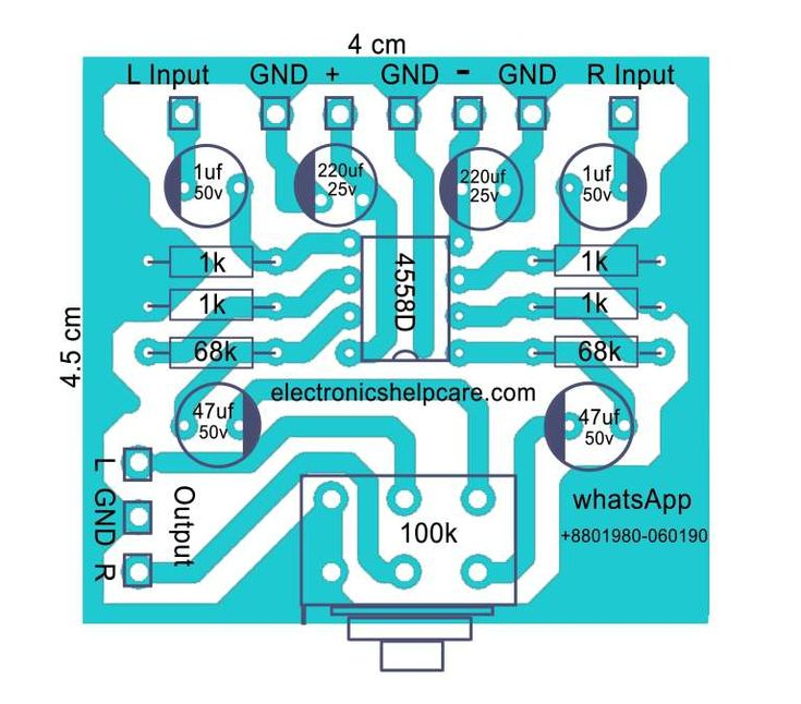 low pass filter circuit diagram for subwoofer? – E…