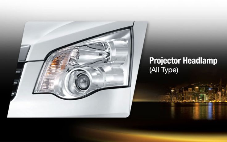 Nav1 G - Projector Headlamp