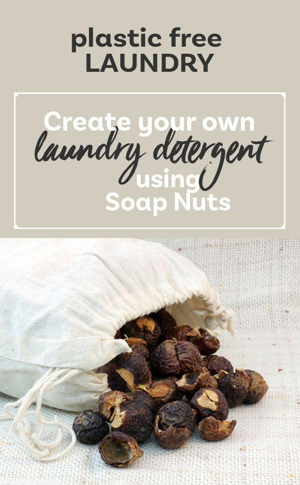Plastic Free Laundry Detergent Soap Nuts Laundry Detergent Soap