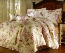 bed covers for victorian beds   The Victorian bedroom is furnished with beds that are ornate and made ...