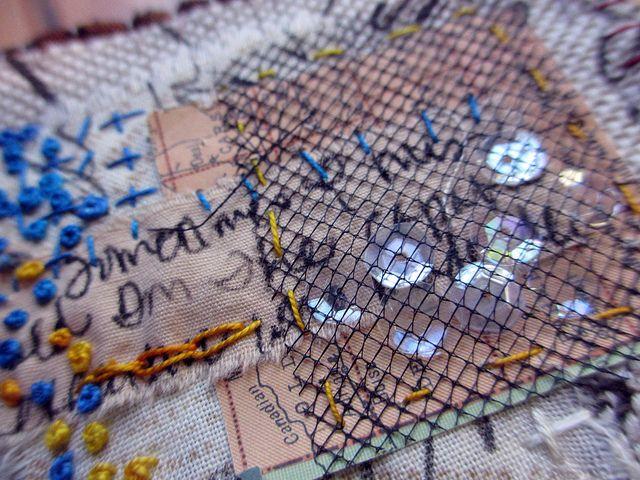my stitching  http://JaneLaFazio.com: Work, Art Inspiration, Art Quilt, Lafazio S Art, Art Textiles Mixed, Stitching Http Janelafazio Com, Jane Lafazio S, Fiber Art, Textile Art