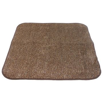 The best litter mat EVER. Provides coverage well beyond the edges of the box and keeps the grit off my floors!!
