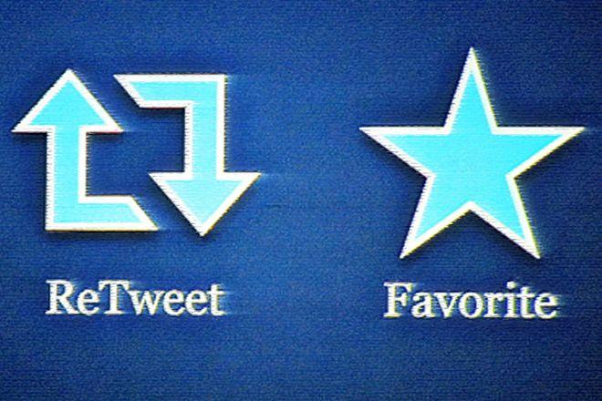 'Favoritada' virou retuite – Twitter testa exibir favorites na timeline dos usuários - Blue Bus