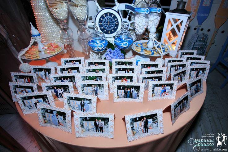 Свадьба в стиле - Морская прогулка - портфолио агентства свадеб и праздников Марии Гришко grishko.org