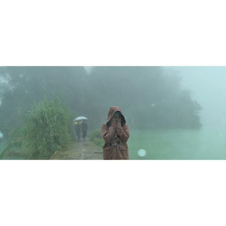 Telaga Warna, Dieng, Central Java
