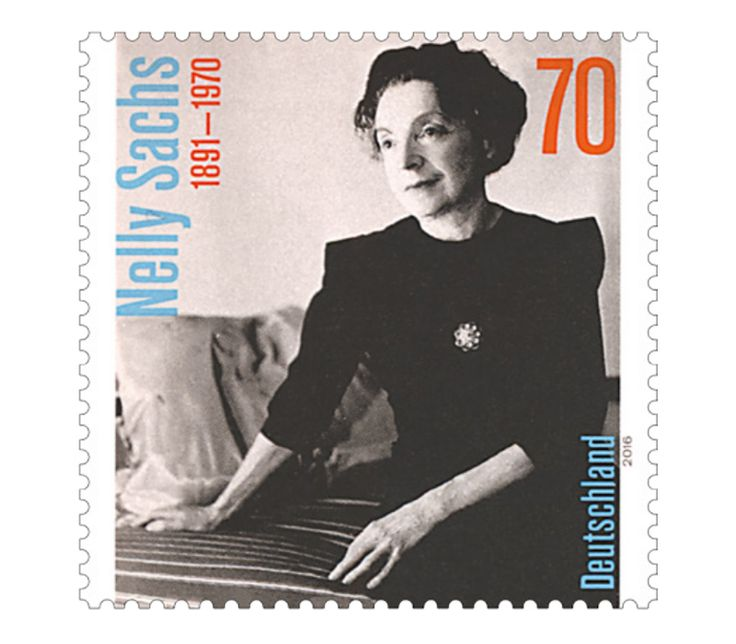 COLLECTORZPEDIA Nelly Sachs