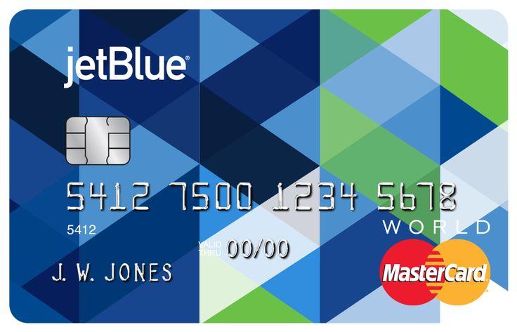 jetblue visitenkarte 40k mit jetblue business card