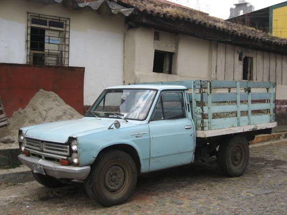 Nissan Junior Pick Up Apaneca Ahuachapan El Salvador Nissan Apaneca Suv Car
