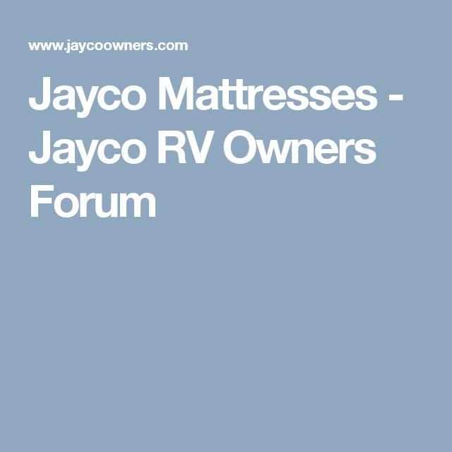 562cd1bca8da8892a6a809b374b14ec2 mattresses jayco rv die besten 25 jayco rv ideen auf pinterest anh�nger  at readyjetset.co