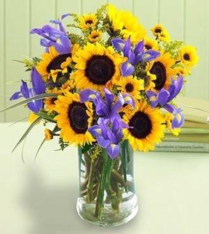 sunflower bouquet - Google Search
