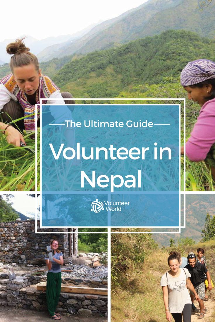 Looking for a unique experience in one of the diverse countries in Asia? Volunteer in Nepal will be the perfect choice.