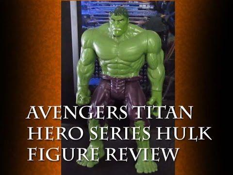 Avengers Titan Hero Series Hulk Figure Review | Tarun Dham