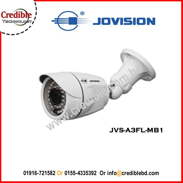 JVS-A3FL-MB1 Jovision ip camera price in Bangladesh, Jovision AHD camera price in Bangladesh, Jovision ip camera distributor in Bangladesh, Jovision bd.