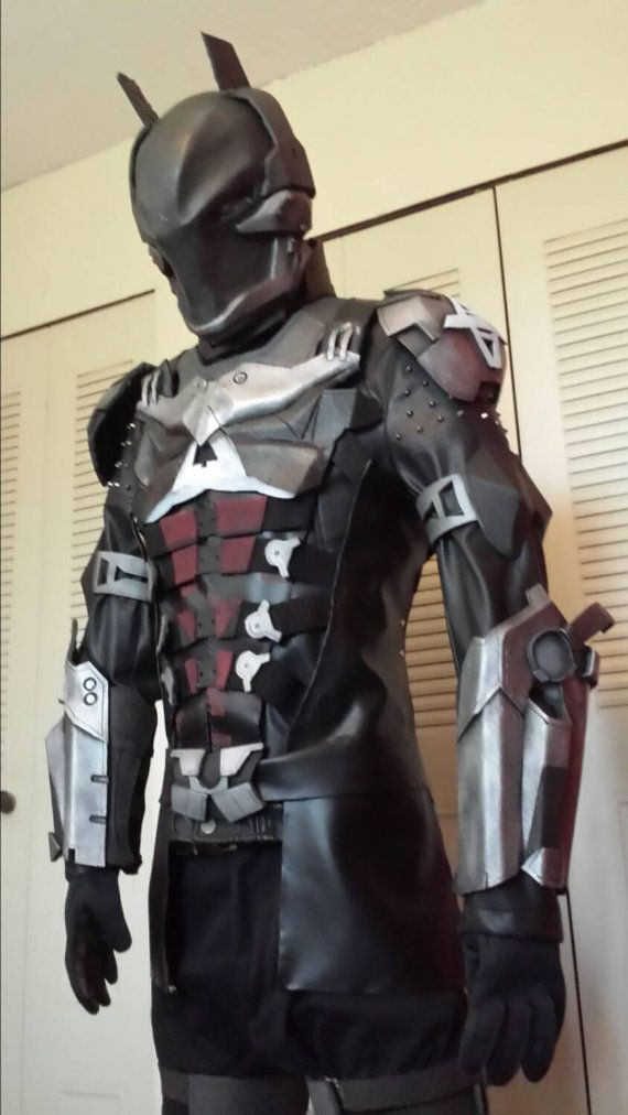 Hey, I found this really awesome Etsy listing at https://www.etsy.com/listing/243166950/arkham-knight-handmade-cosplay-costume