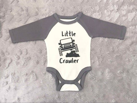 Off Road Baby Onesie 4x4 Baby Clothes 4x4 Baby Little Etsy