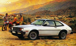 1979 Ford Pinto ESS