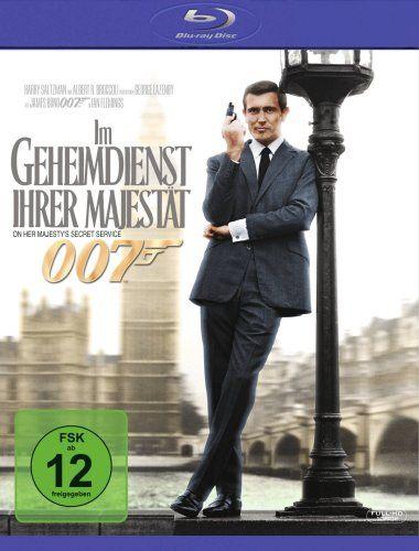 James Bond - Im Geheimdienst ihrer Majestät [Blu-ray]