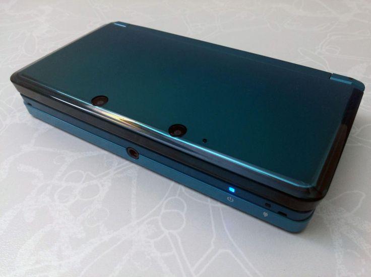 nintendo 3ds bleu lagon en vente d 39 occasion en tr s bon tat jeux vid o et consoles d