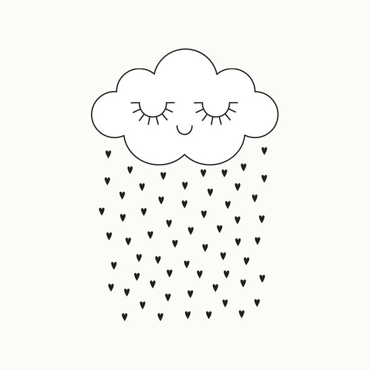 Tenderness Cloud tattoos set of 2 - A Day with Kate
