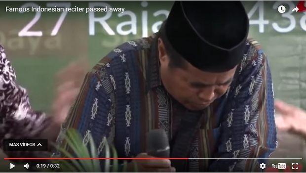 Famoso orador muere en directo mientras recitaba versos del Corán - http://www.esnoticiaveracruz.com/famoso-orador-muere-en-directo-mientras-recitaba-versos-del-coran/