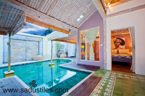 Sadus Tiles hand made cement tiles from Bali Indonesia