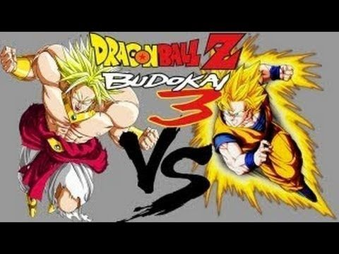 DragonBall Z Budokai 3 Legendary Super Saiyan Broly With Gigantic Meteor...