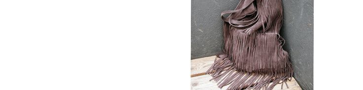 boho style leather bags