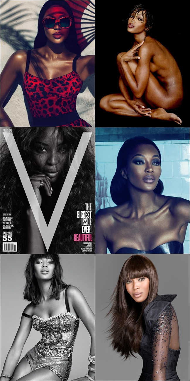 they.call.them.models - naomi campbell | Naomi campbell, Supermodels, Studio photography fashion