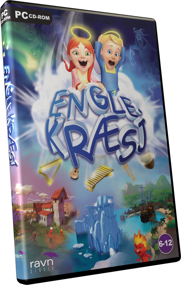 Engle kræsj, won best Nordic childrens game