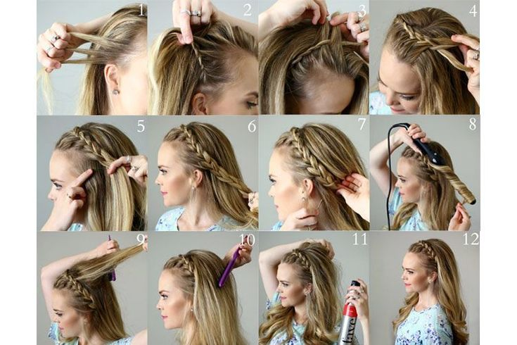 Braiding Hair Tutorials: How To Braid My Hair