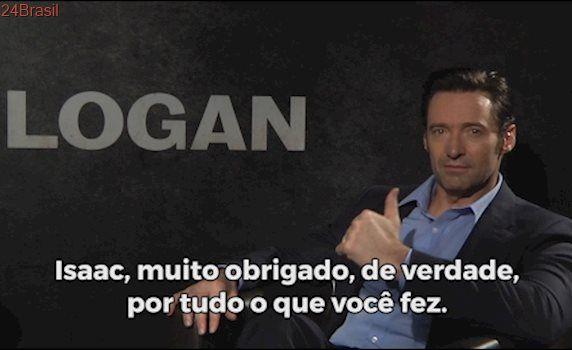 Hugh Jackman manda recado para dublador do Wolverine!