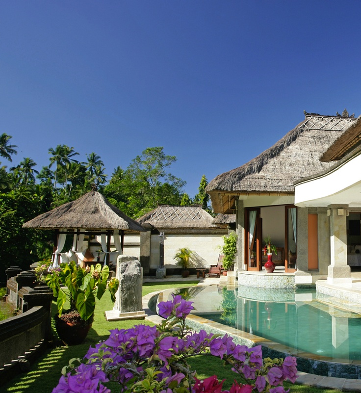 Your Private Oasis Awaits You In Bali Abroad 2 Pinterest