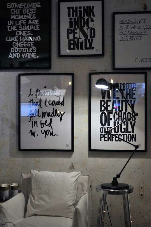 I want to do a quote wall in my kids room. Framed quotes so that they can keep them and move them and take their favorites to college.