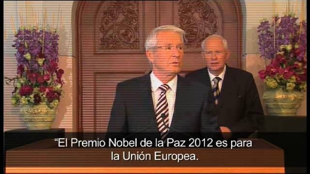 La UE, premio Nobel de la Paz | Internacional | EL PAÍS