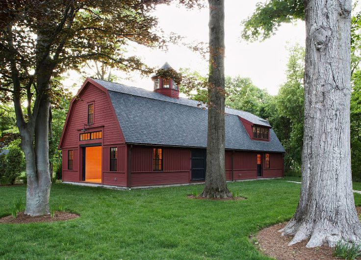 17 best images about gambrel mansard roof dwellings on for Gambrel barns for sale