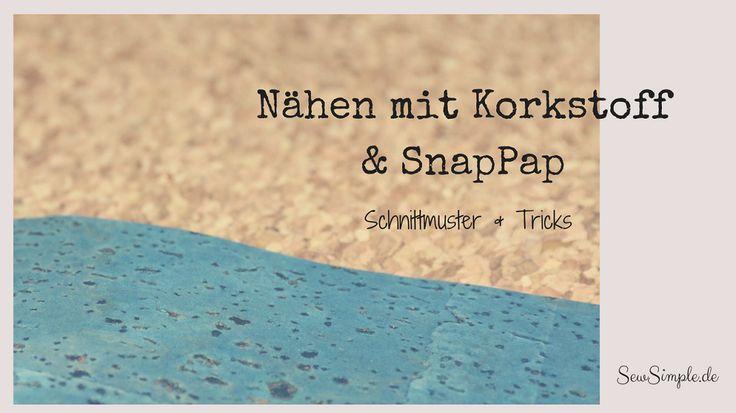 Wir haben viele Tipps und Anregungen rund um das Thema Korkstoff & SnapPap…