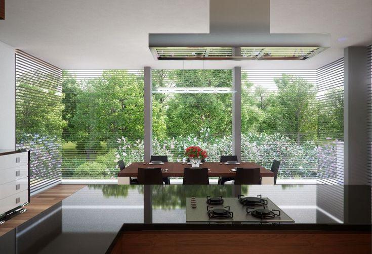 http://lk-projekt.pl/lkand1150-produkt-9283.html #domynowoczesne #wnetrza #architektura #domy