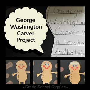 George Washington Carver was the scientist responsible for peanut butter. He was a famous Georgian and was part of our social studies in first grade.