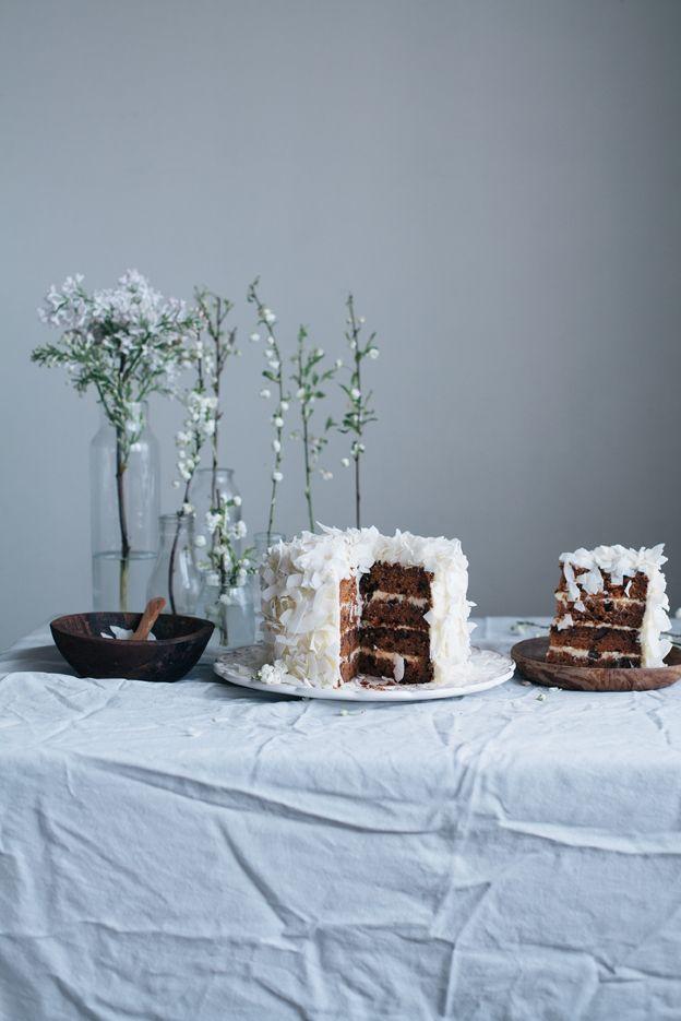Carrot cake deluxe