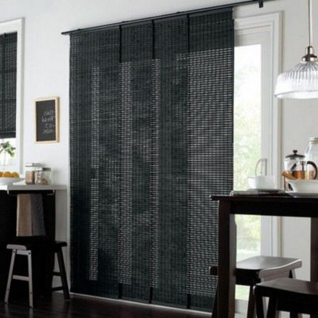 Best Vertical Blinds Cover Ideas On Pinterest Curtains - Patio door blind