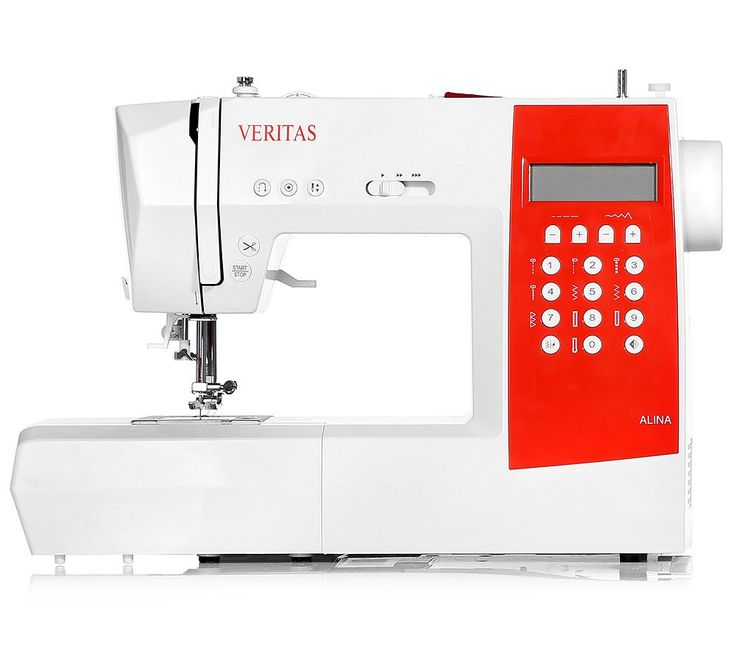 VERITAS Computer-Nähmaschine - 870078 | QVC.de