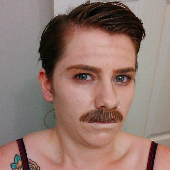 Ron Swanson. | 31 Halloween Costumes That Require Absolutely No Skill